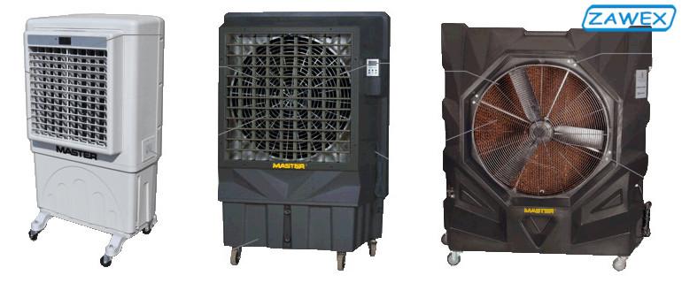 Klimatyzery Master serii BC